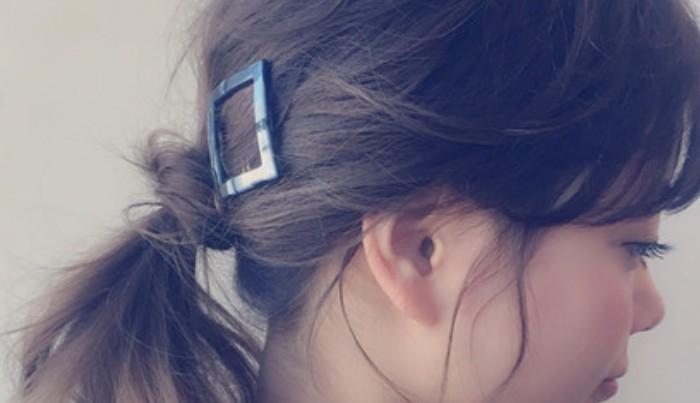 直毛ストレートのヘアアレンジ集?やり方とおすすめの簡単スタイル
